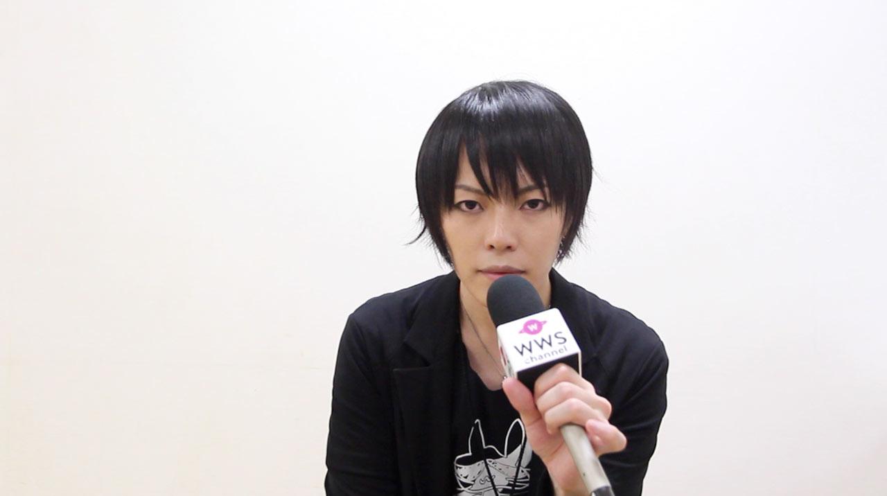 【動画】BAROQUE 圭にインタビュー!「『Vanishing Love』『I'll KILL YOU』などかなりドSな選曲だった」