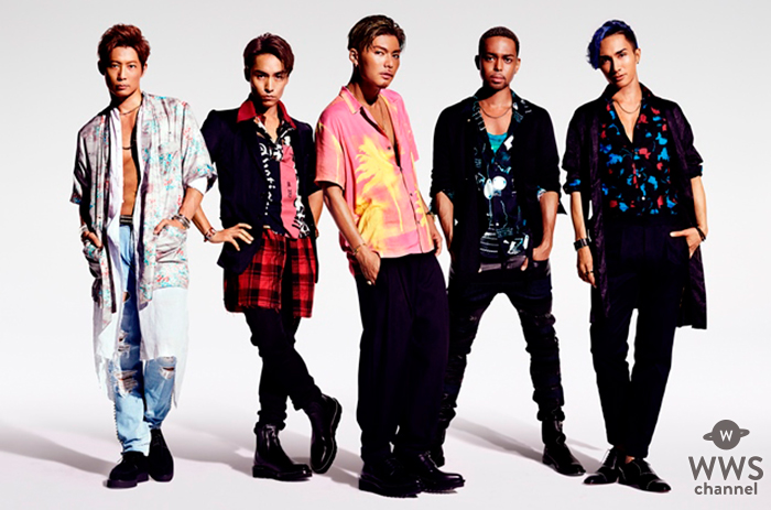 EXILE THE SECOND、ニューシングル「YEAH!! YEAH!! YEAH!!」MVを解禁!