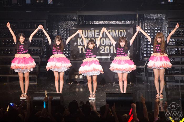 【ライブレポート】夢みるアドレセンスが新曲『Love for You』をツアーファイナルで初披露!