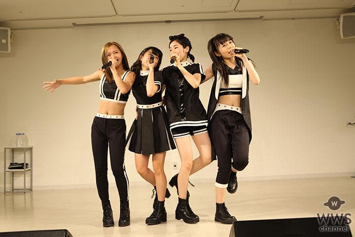「好きなアーティストはONE OK ROCKさん」4人組ガールズユニットONEPIXCELタワーレコード渋谷店にて初のリリースイベントを開催!!