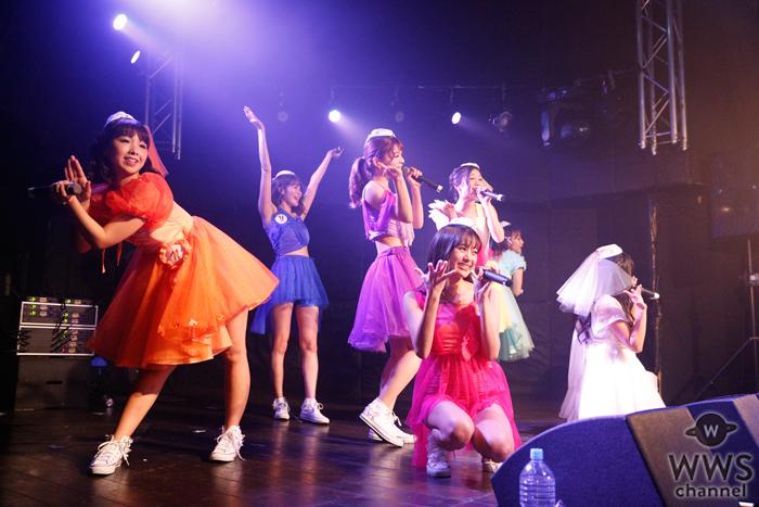 【ライブレポート】PASSPO☆が2年連続YATSUIフェス VISIONステージのトリで登場!