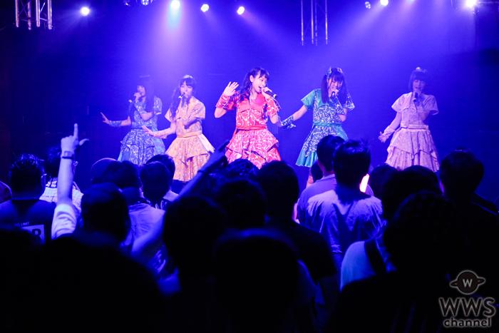 【ライブレポート】神宿が初のYATSUIフェスで実力・人気・可愛さを見せつける!