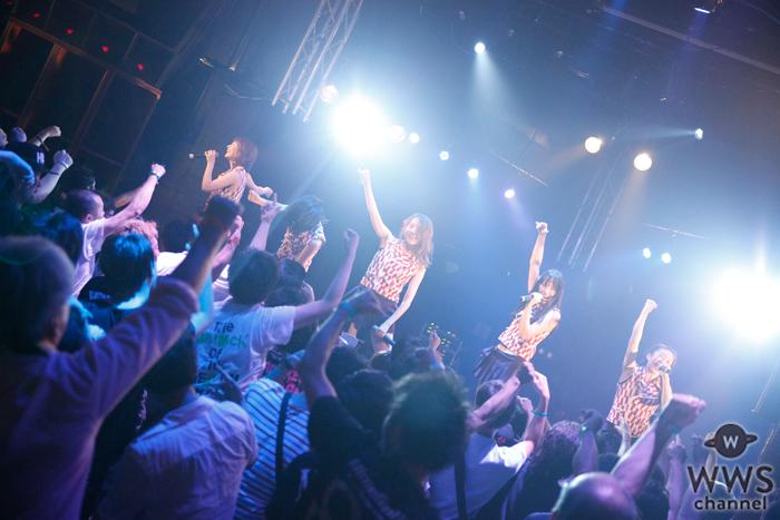 【ライブレポート】ひめキュンフルーツ缶がYATSUIフェスで10曲連続ノンストップステージで駆け抜ける!