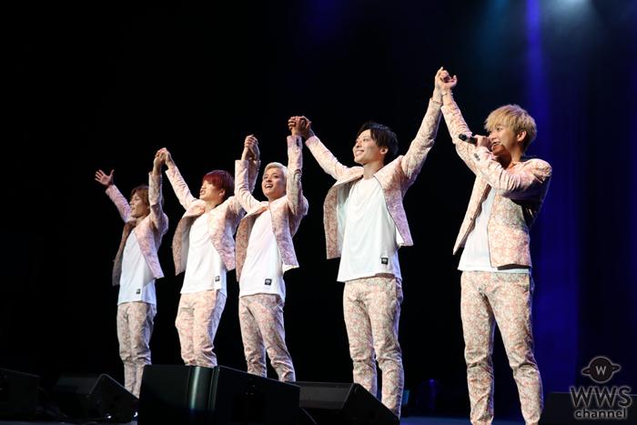 Da-iCEが初のアメリカライブで最新シングル収録曲『空』を初披露!約2,000人を魅了!