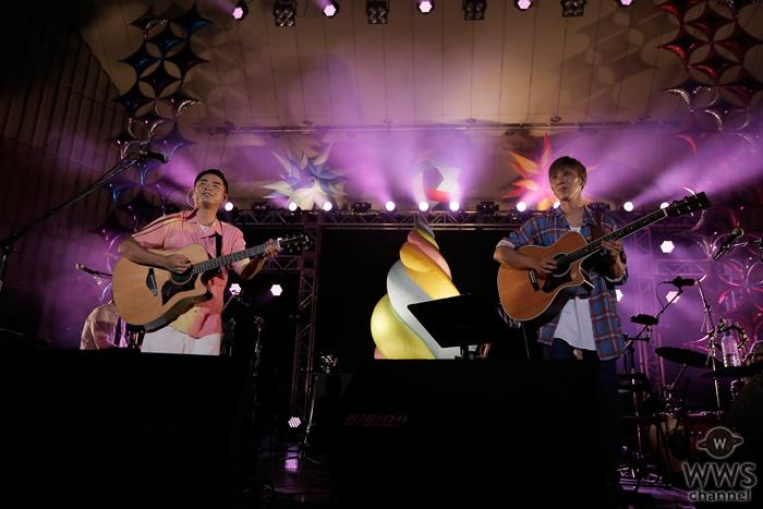 DEPAPEPE 4年ぶりの日比谷野外大音楽堂でのコンサートが大成功!
