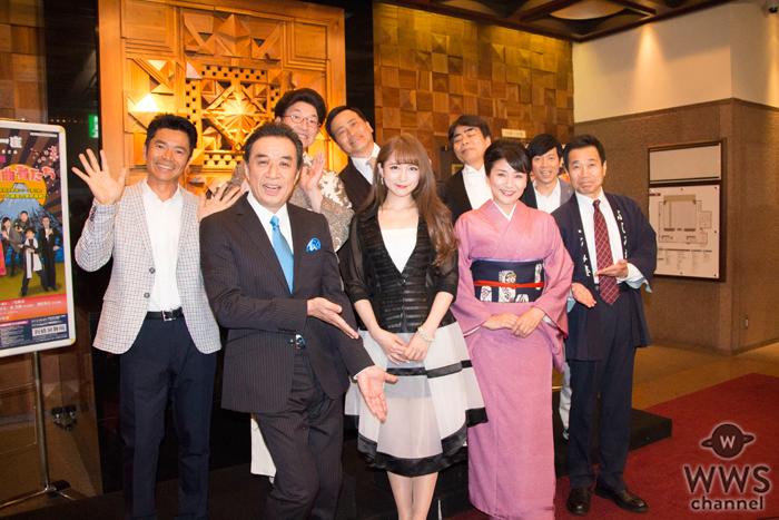 三宅裕司 座長舞台に渡辺正行、松下由樹、笹本玲奈らが出演!公演前日に意気込みを語る!