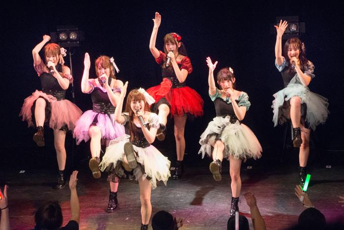 【ライブレポート】paletが4周年記念ライブを開催!「これからも私達についてきてほしいです!」