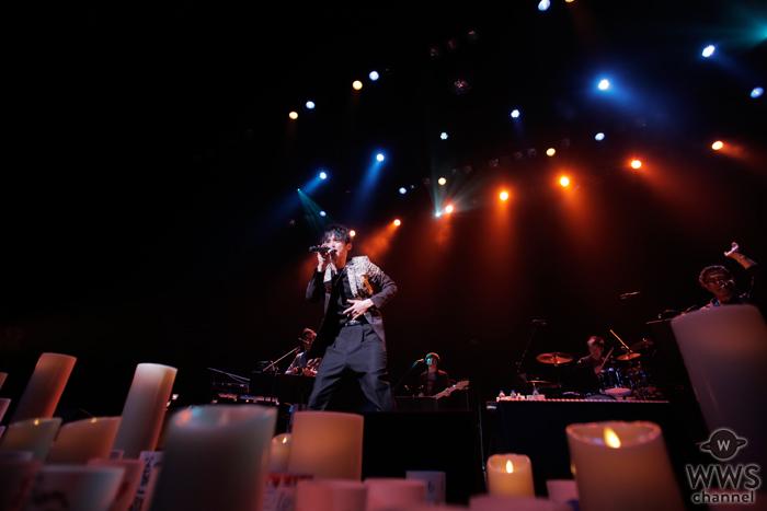 【ライブレポート】SKY-HIが手術後復帰のステージ『アカリトライブ』に登場!「新しい楽器を初めて演奏している感じです」