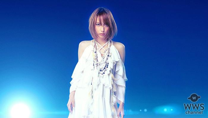 藍井エイル 新曲「翼」のビジュアルを公開!壮大な大地に力強く降臨!