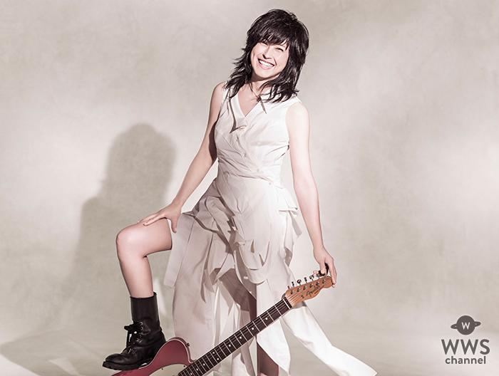 元プリプリのボーカル・岸谷香、Mステにソロ初出演! 往年の名曲「M」とTRAICERATOPSとのコラボ曲「ミラーボール」を披露!