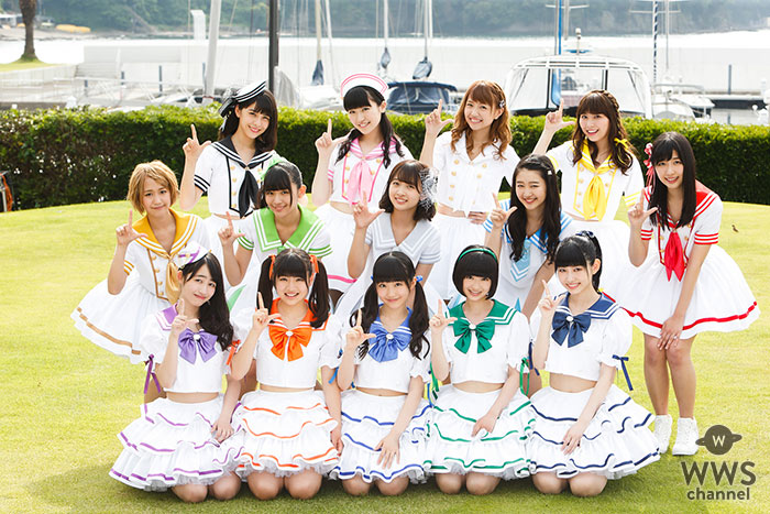 SUPER☆GiRLS新体制14名のアー写を公開!「iDOL Street Carnival 2016 6th Anniversary 〜RE:Я|LOAD〜」開催!