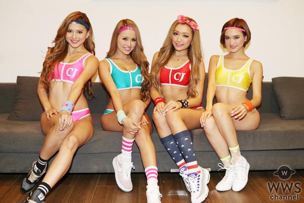【動画】ビキニで踊る「BIKINI SIZE」!Team K form CYBER JAPANにインタビュー!