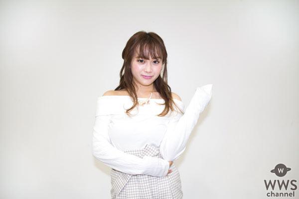 【動画】6月22日にニューシングル『SMILEY DAYS』をリリースする塩ノ谷早耶香にインタビュー!