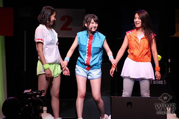 TPDが結成3周年イベント2部で「東京パフォーリンピック2016」開催!「武道館にこの9人で立ちたいです。」