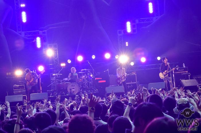 【ライブレポート】ストレイテナーがVIVA LA ROCK 2016に初出演!