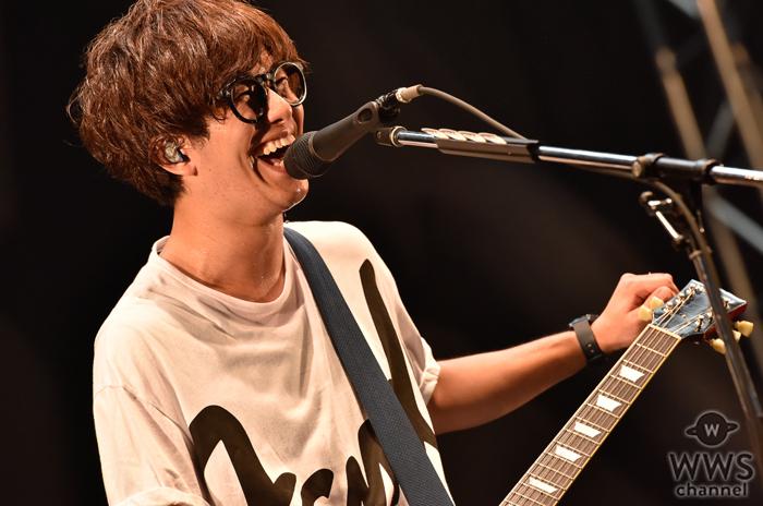 【ライブレポート】BLUE ENCOUNTがVIVA LA ROCK希望の光で満ちあふれた熱いステージを展開!