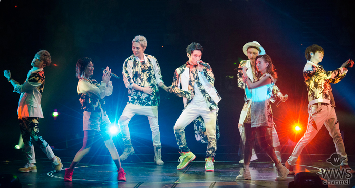 AAAの全国アリーナツアー最終公演をdTVが独占生配信決定!圧巻のパフォーマンスでファン必見の内容!