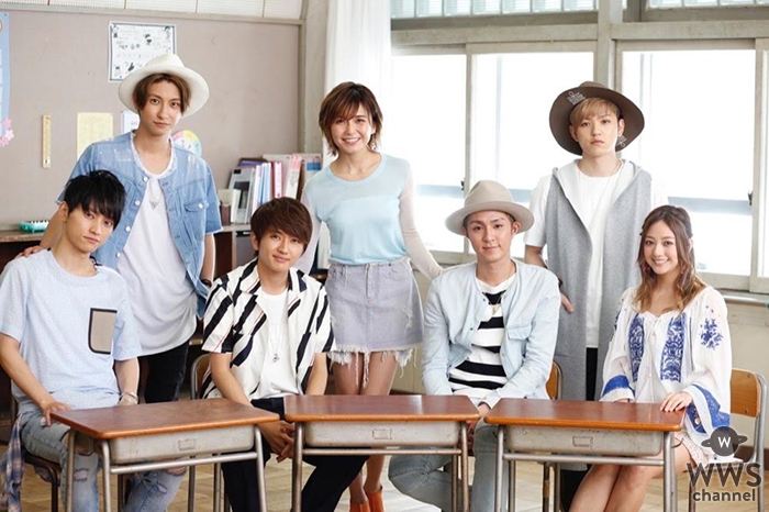 AAAの新曲「Yell」が『進研ゼミプラス CMソング』に決定!!また7/6~楽曲配信スタート!