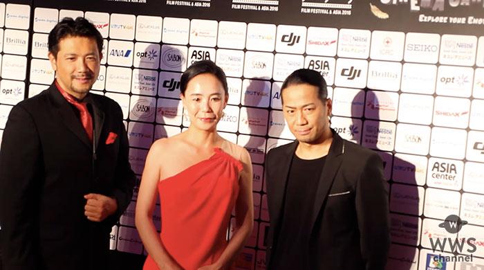 【動画】ショートショート フィルムフェスティバル & アジアにEXILE HIROが登場!
