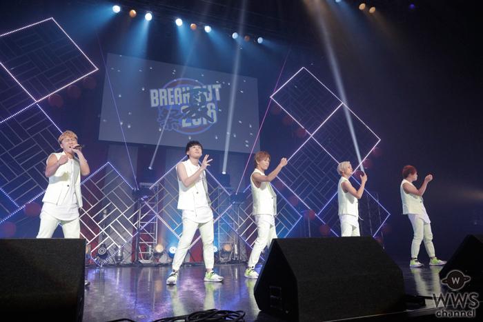 Da-iCEがBREAK OUT夏祭2016のトリに登場!ラストは新曲『パラダイブ』で会場を一つに!