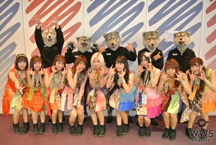 MAN WITH A MISSION、Psycho le Cemu、チキパらがJAPAN EXPO 2016で熱狂パフォーマンス!