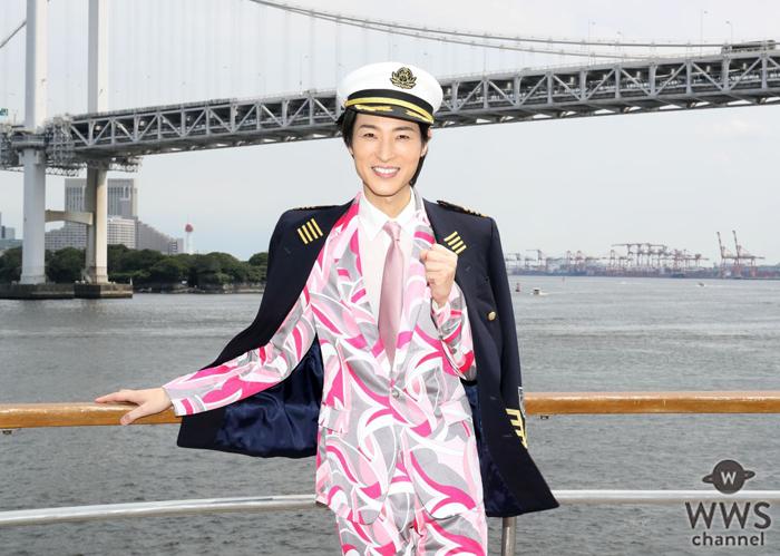 演歌の貴公子・山内惠介が船上クルーズ・スペシャルイベント開催!初の夏フェスについては「デビューのときからの夢だった」