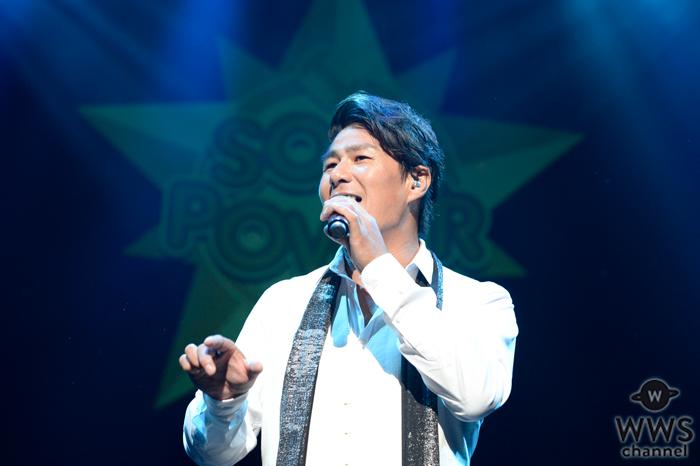 Skoop On Somebodyが『SOUL POWER』千秋楽に、12月の毎年恒例クリスマスライブ開催を発表!
