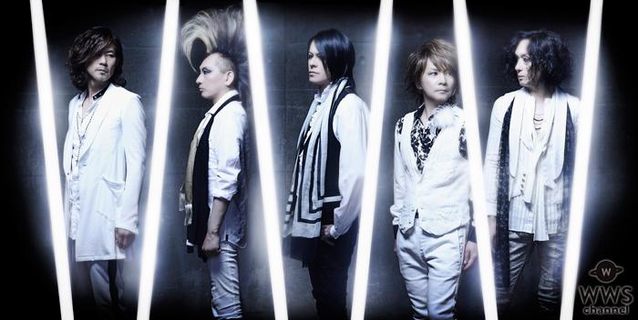 BUCK-TICKがニューアルバムのリリースを決定!全国ツアー開催も発表し、ファイナルは17年連続となる日本武道館!