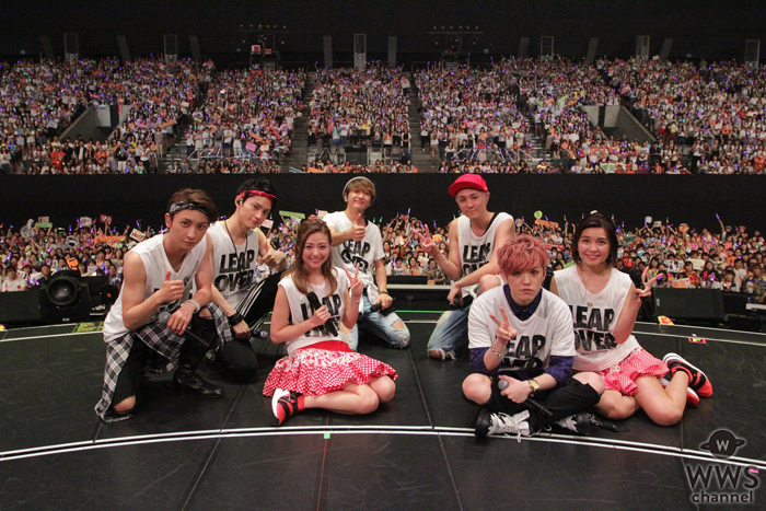 AAAが京セラドーム大阪に続き東京ドームでも公演決定!宇野実彩子「最高で最大のライブにします」