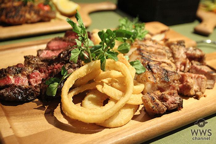 この夏にピッタリの肉料理専門店「37 QUALITY MEATS」が7月27日銀座一丁目にオープン!