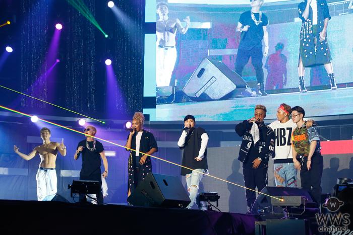 【ライブレポート】サプライズゲストに三代目JSBの登坂広臣とELLYが登場!PKCZが豪華出演陣と共にOTO MATSURIを締めくくる!