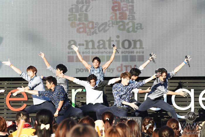 SOLIDEMOがa-nationの開幕宣言!前人未到のデビュー前から4年連続の全公演出演!