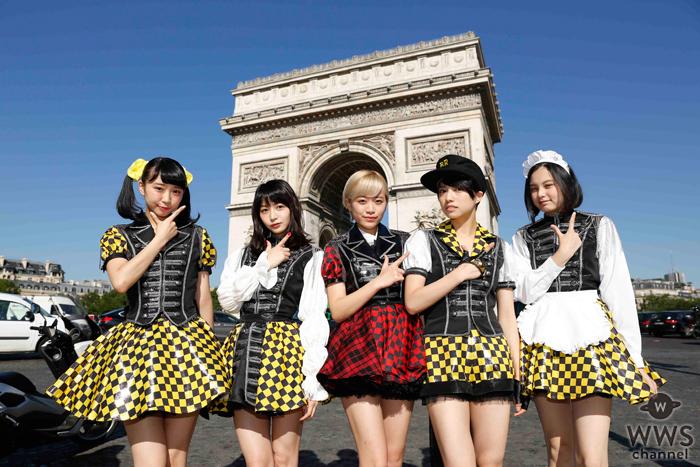 ベイビーレイズJAPANが初の世界進出!『JAPAN EXPO』でフランス人も大熱狂!