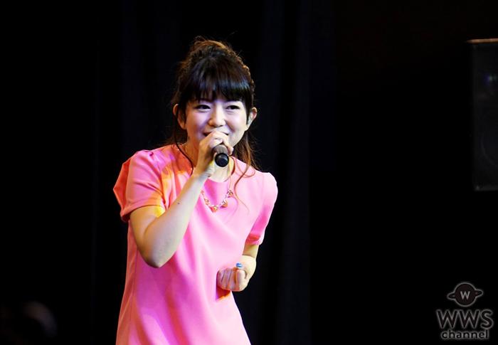 牧野由依がシンガポールで大熱狂ライブを開催!「今年の牧野由依の夏、とても充実しそうです!」