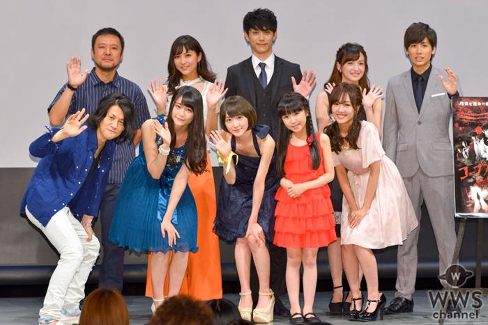 乃木坂46の生駒里奈が主演映画の見所をPR!「新しい姿が見られると思います」