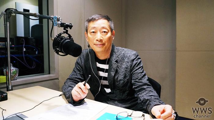 天才すぎる作詞家・森雪之丞のインターネットラジオがスタート!初回ゲストは岸谷五朗!