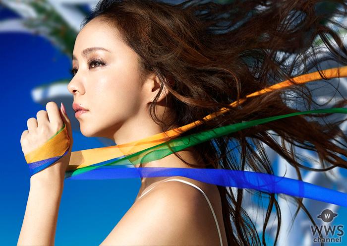 安室奈美恵がリオ五輪放送テーマソング『Hero』のトレーラー・ムービー第3弾を公開!情熱を象徴する炎のフロア !