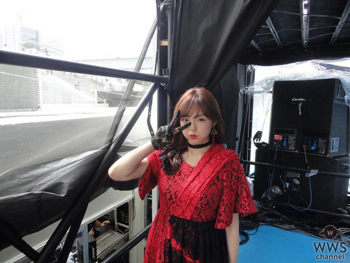 篠崎愛がお台場みんなの夢大陸でメジャーデビューシングル『口の悪い女』の全収録曲情報を解禁!『快楽主義』を初披露!