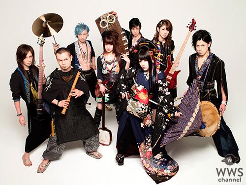 和楽器バンドが上半期MVPアーティストの栄光を獲得!鈴華ゆう子「とても驚きました。大変光栄です。」