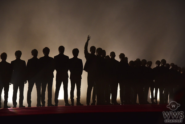 EXILE TRIBEを中心とした豪華出演陣総勢50名が登場!映画『HiGH&LOW THE MOVIE』完成披露イベント開催!