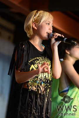 ベイビーレイズJAPANが林愛夏誕生日ライブを開催!「生きて来た中で一番出し切ったライブ」