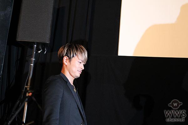 撮影裏話あり!?登坂広臣、佐藤寛太、今市隆二が東京会場に登場!映画『HiGH&LOW THE MOVIE』初日舞台挨拶が5大都市同時中継!
