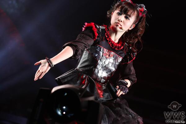 BABYMETALの歴史的ステージ!日本人アーティスト初のウェンブリー・アリーナ単独公演をWOWOWが独占放送!