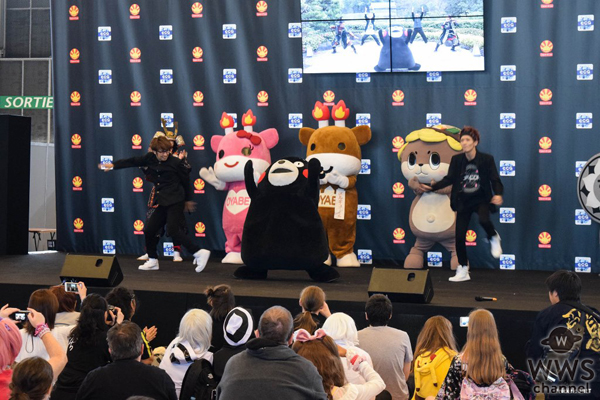 MAN WITH A MISSION、Psycho le Cemu、ベビレ、チキパらがJAPAN EXPO 2016へ出演!