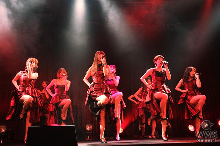 大人アイドルprediaが品川クラブeXで圧巻のSEXY過ぎるライブパフォーマンス!12/28にZEPP TOKYOワンマン発表!