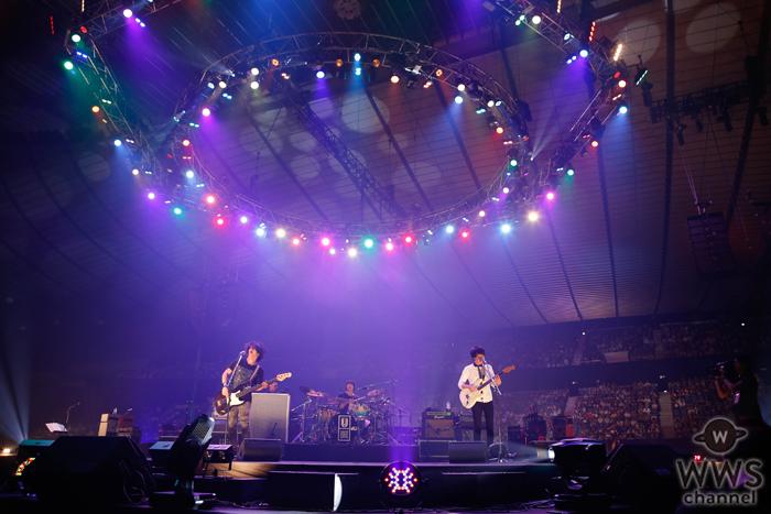 【ライブレポート】UNISON SQUARE GARDENがJ-WAVE LIVE SUMMER JAM 2016のトップバッターで登場!