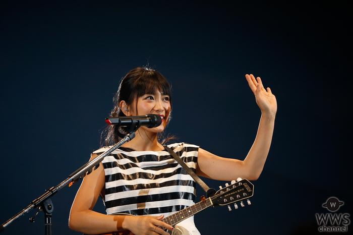 【ライブレポート】miwaがデビューからずっと憧れていたJ-WAVE LIVEで熱唱!
