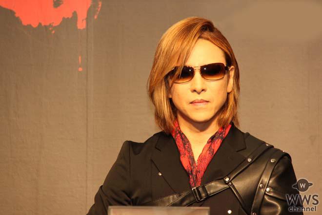 X JAPAN YOSHIKIのプレミアムディナーショーグッズのEC先行販売開始!