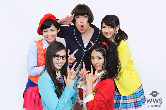 東京パフォーマンスドールからの新ユニット「どるせん from TPD」が初のドラマ主題歌担当! 小西康陽プロデュースの極上のPOPソング完成!