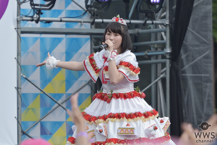 【ライブレポート】ももクロ・佐々木彩夏がTIF2016にお姫様スタイルで登場!圧巻のパフォーマンスに喝采の拍手が響く!
